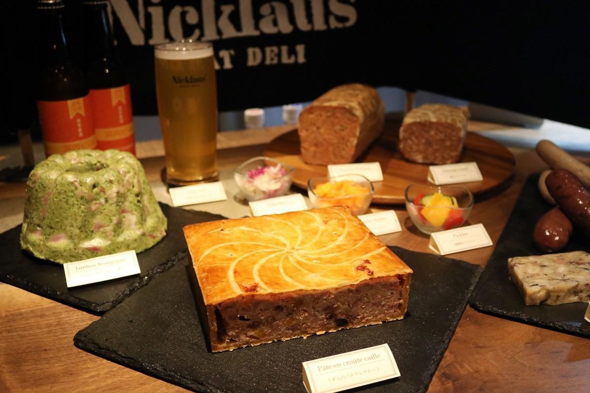 大阪美食|極品熟食肉店!福島『Meat Deli Nicklaus'』2019年9月15日開幕