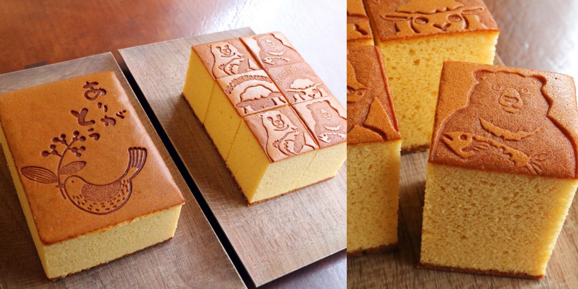 大阪美食 新町『DE CARNERO CASTE』吃可愛又健康的長崎蛋糕