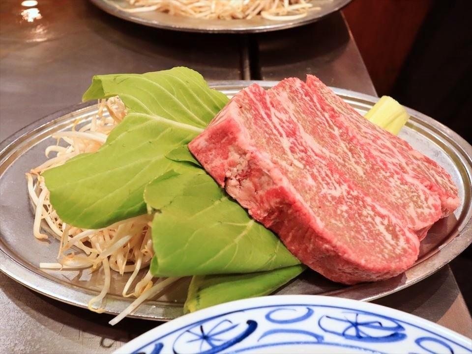 神戶美食|在眼前現煎的牛排超特別!三宮『STEAK LAND神戶館(ステーキランド 神戸館)』