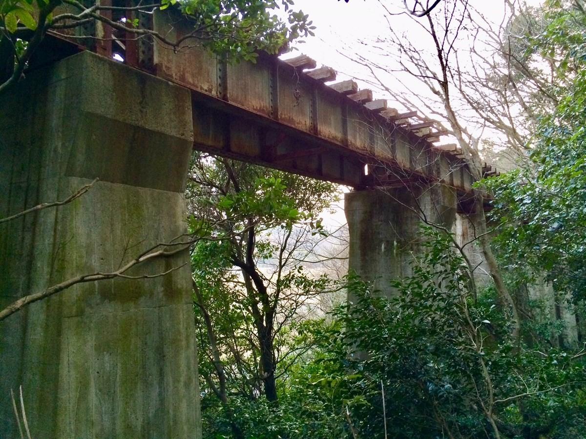 s-生竹鉄橋(現在)