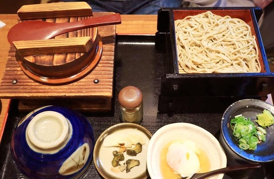 八尾美食|八尾蕎麥麵名店!排隊也值得一吃的好味道!『Yamagaya(山がや)』