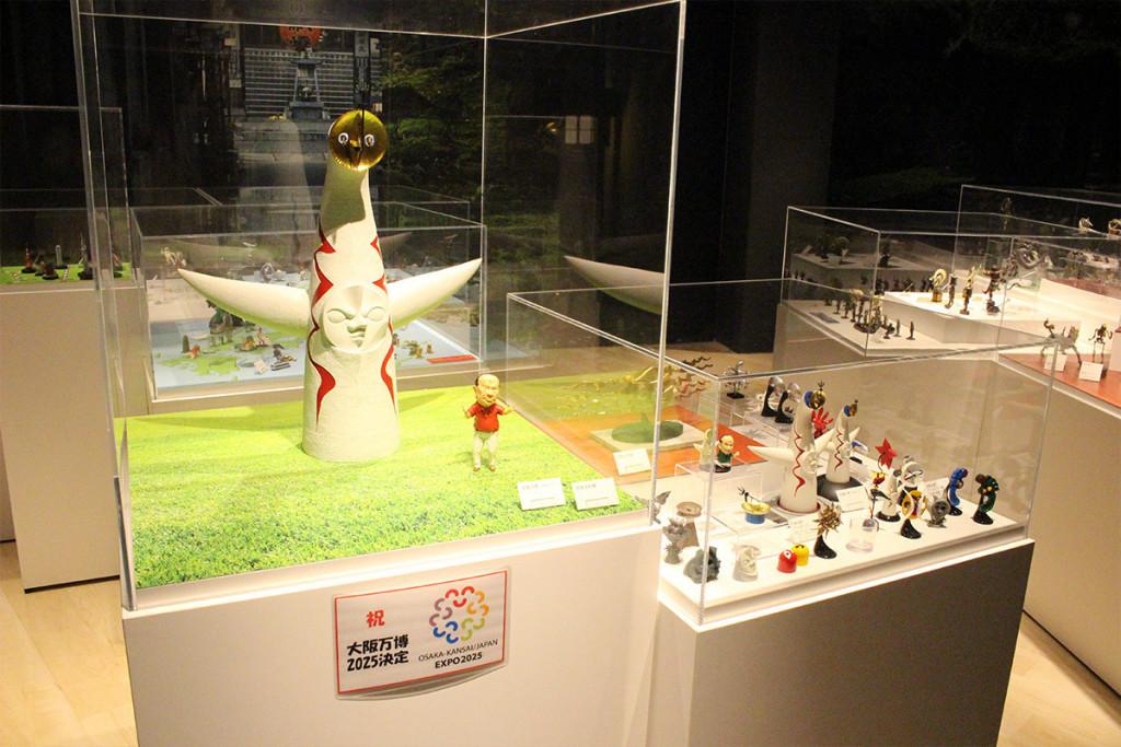 岡本太郎與太陽之塔