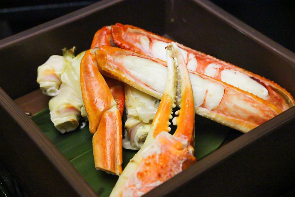 燒烤(酒香烤螃蟹)