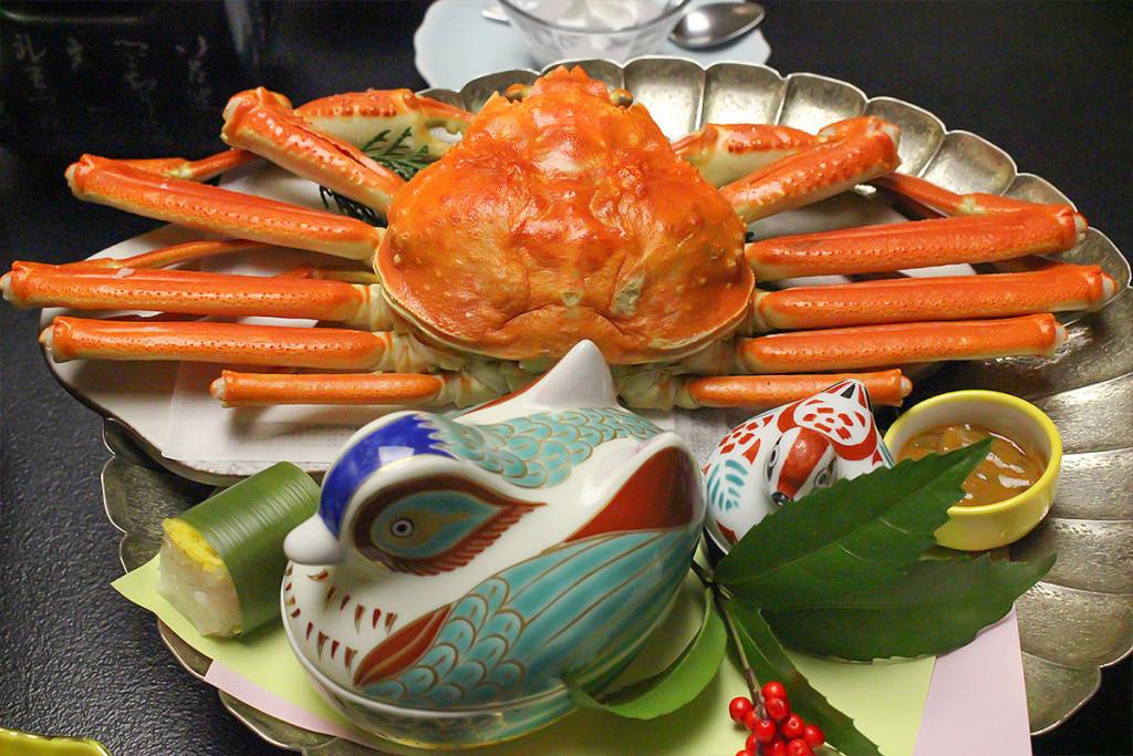 一人一整隻螃蟹,簡直太奢侈了!