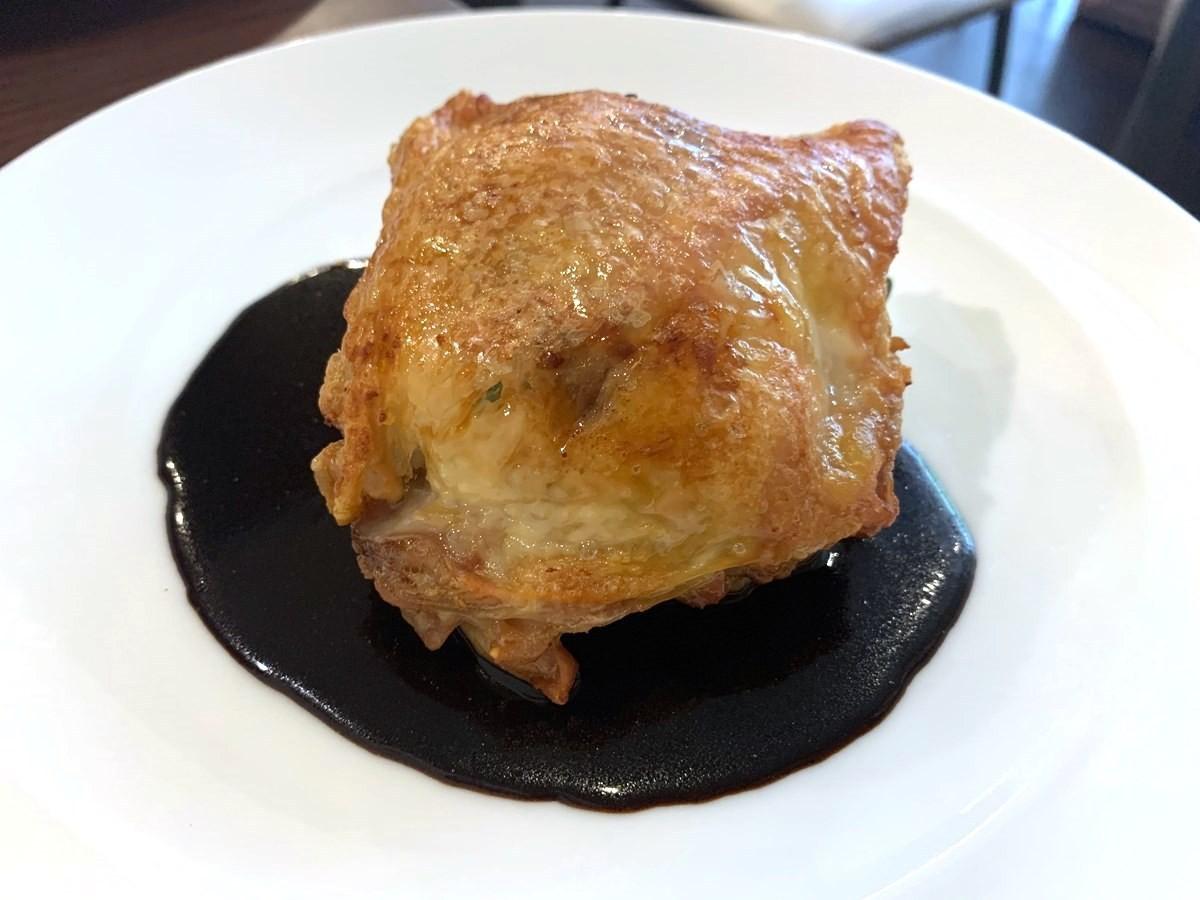 京都美食|令人驚嘆的視覺效果,而且超級好吃!『SALAO(サラオ)』的「大人的雞肉飯(大人のチキンライス)」