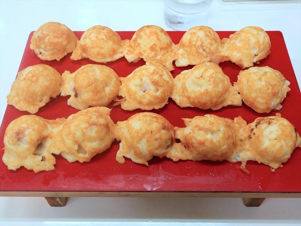 兵庫美食|酥酥脆脆×軟嫩爆漿的極品明石燒!明石『IZUMO(いづも)』
