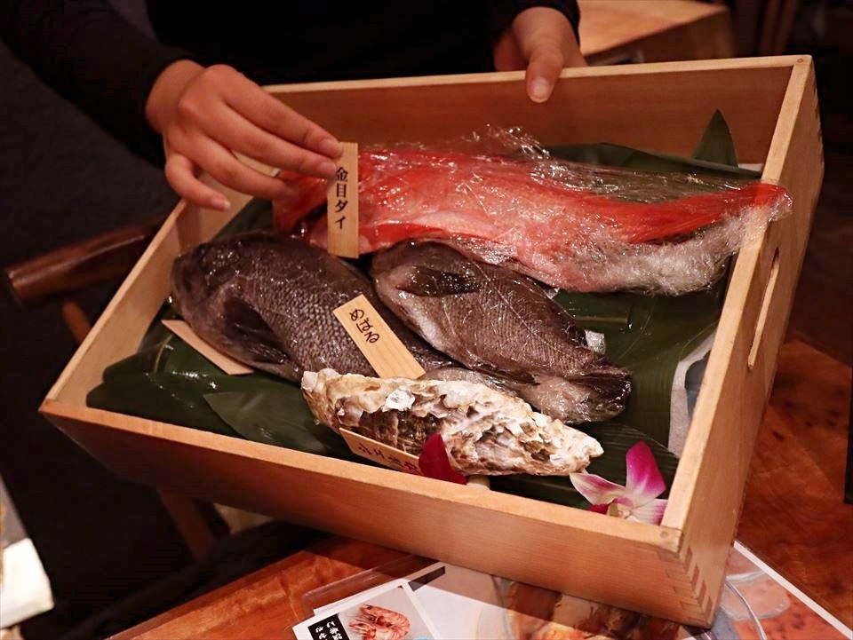 大阪美食 愛吃蝦的人絕對無法抗拒!天滿『鮮魚與美酒 蝦子的世界(旨い魚と旨い酒 海老の世界)』